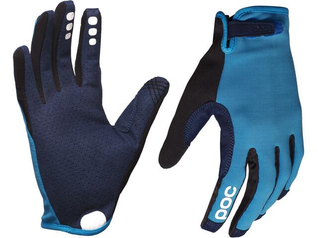 POC Resistance Enduro fietshandschoenen Adjustable blauw